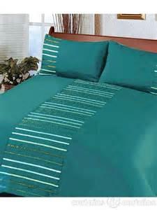 Teal Green Duvet Cover Toronto Teal Embellished Duvet Cover Bedding Uk