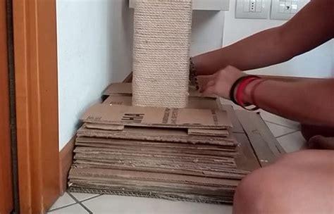Costruire Un Tiragraffi by Come Costruire Un Tiragraffi Il Tutorial Miciogatto It