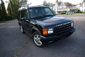 2002 land rover discovery series ii exterior pictures
