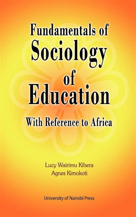reference books for history of education books collective fundamentals of sociology of