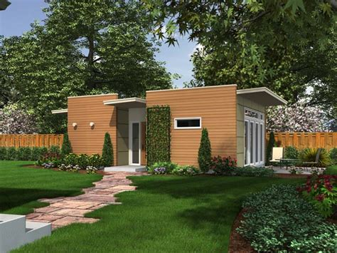 small backyard house backyard box