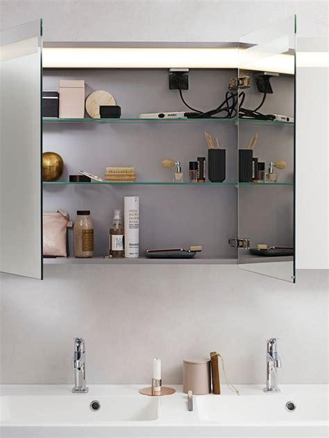 mirrored bathroom cabinets with shaver point 52 best images about dansani lookbook on pinterest