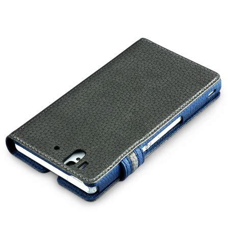 Zenus Masstige Modern Edge Diary Galaxy S4 Grey zenus masstige modern edge diary for sony xperia z grey