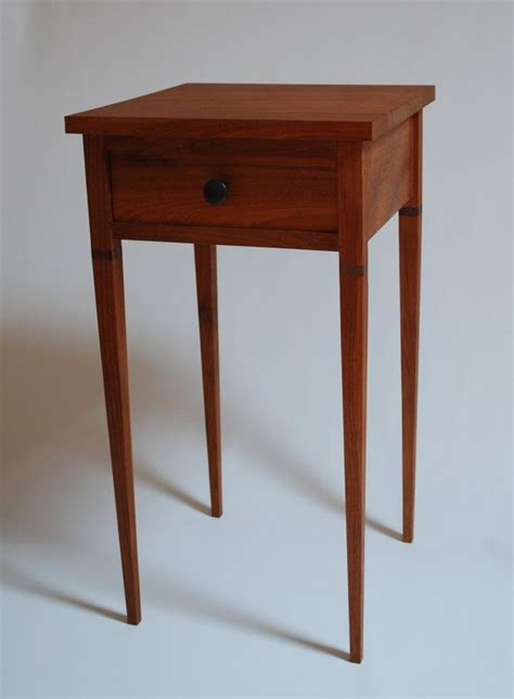 free shaker style end table plans woodworking projects