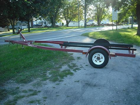used boat trailers on ebay used boat trailer single axle ebay