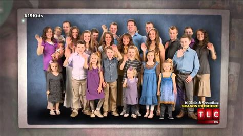 tlc pulls 19 kids and counting citing heartbreaking duggar disgrace tlc pulls 19 kids and counting