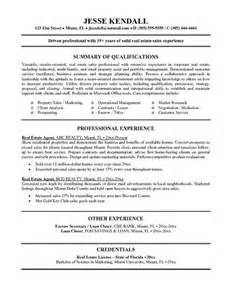 Real Estate Resume Exle by Real Estate Resume Exle Tammys Resume Real Estate Agents Resume