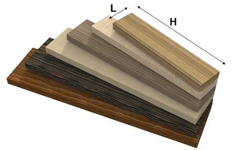 mensole legno mensola in legno ad alto spessore alpilignum su misura