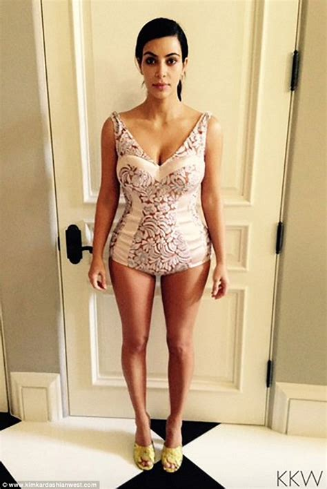 Kim Kardashian Home Interior kim kardashian shows off slim figure for 2015 love
