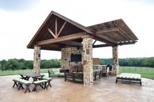 backyard covered patio plans
