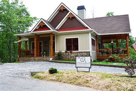 Rustic Craftsman House Plans by Lake Wedowee Creek Retreat House Plan Lake House Plans