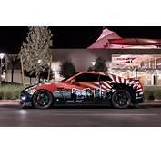 Godzilla Vs Las Vegas  Vinyl Car Wrap Design By Brook
