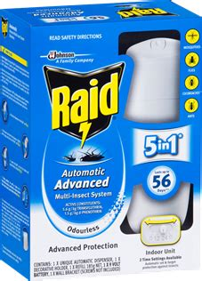 raid automatic insect control system reviews