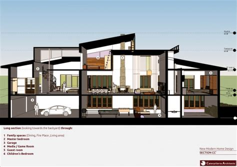 Home Design Story Account by Multi Story Family Homes Designed By A A Architects New