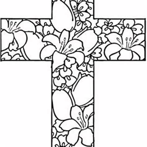 christian mosaic coloring pages christian easter coloring pages google search easter