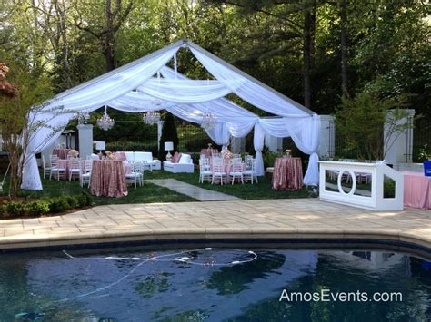 Backyard Wedding Ideas With Pool Triyae Backyard Wedding Ideas With Pool Various