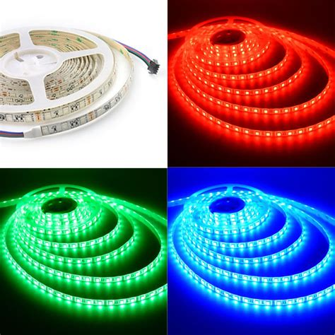 led multicolor strip lights rgb christmas strip light multi color tape lighting