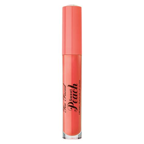 Faced Sweet Lip Gloss In sweet lip gloss faced mecca