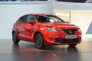 suzuki new car india all new suzuki baleno debuts in frankfurt with bland
