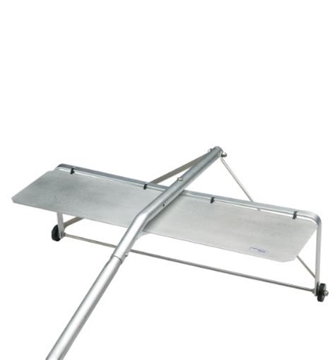 Great Deal Garelick 89516 16 Foot Aluminum Snow Trap Roof Rake With 7 Inch By 24 Inch Blade