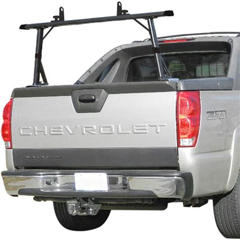 Roof Rack For Chevy Avalanche Vantech P3910 1 Bar Aluminum Truck Rack For Chevy