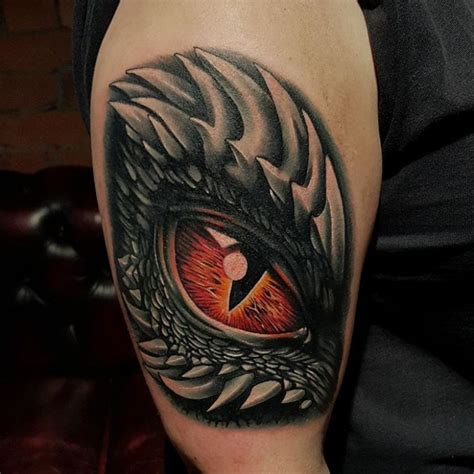 dragon eye tattoo 21 eye designs ideas design trends