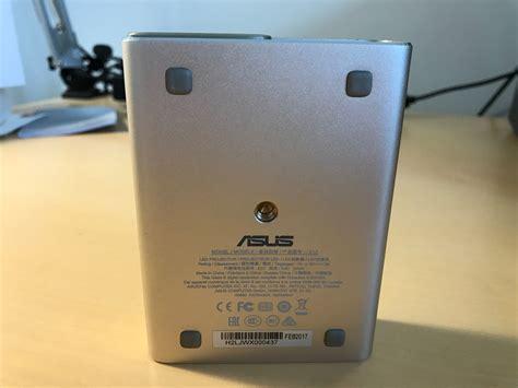 Proyektor Mini Asus Zenbeam Go E1z test asus zenbeam go e1z mini usb projektor ereviews dk