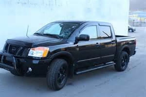 2010 Nissan Titan 2010 Nissan Titan Pictures 5 6l Gasoline Automatic For
