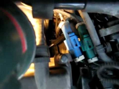 location of engine number ford 1,8 duratec youtube