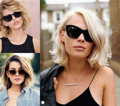 Best Hairstyles For 2017 by Follow The Trend Wavy Bob Hairstyles 2017 Hairdrome