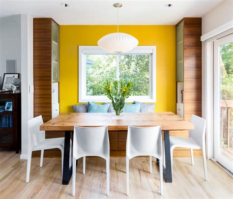 kitchen dining room remodel colorful kitchen and dining room remodel contemporary
