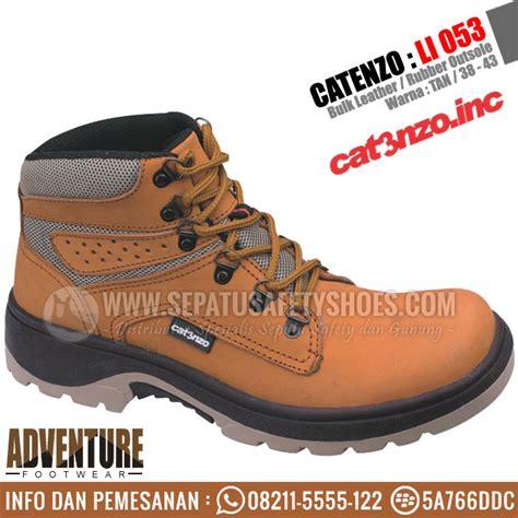 Sepatu Safety Raindoz sepatu gunung catenzo li 053