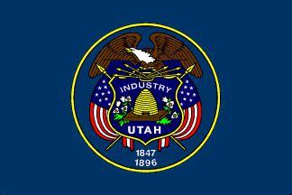 utah state colors utah state flag 100 american made quality patriot colors
