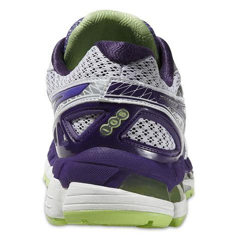 asics gel kayano 20 womens running shoes asics womens gel kayano 20 running shoes white purple