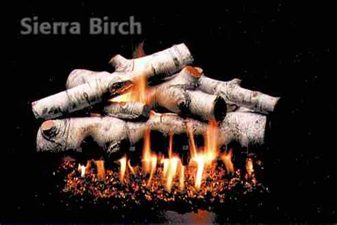 birch gas fireplace logs gas fireplace logs birch fireplaces