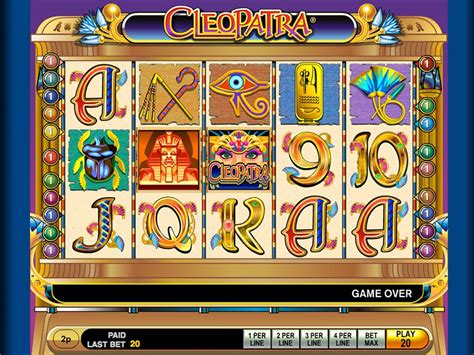play cleopatra slot  reel  slots magical vegas