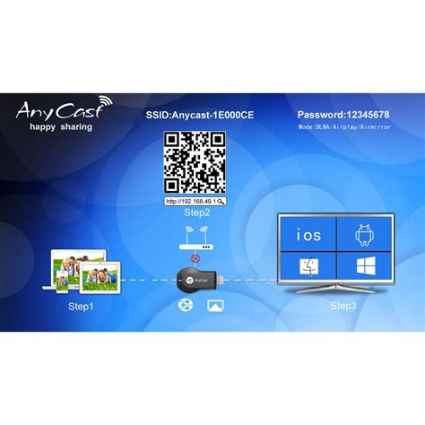Ezcast Hdmi Wifi Display Receiver Anycast anycast ezcast hdmi dongle miracast mirroring dlna airplay