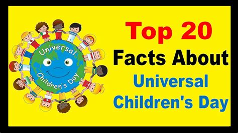 s day about children s day 2017 facts