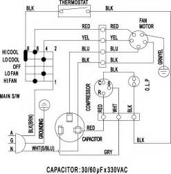 wiring diagram diagram parts list for model aw0529xaa samsung parts room air conditioner parts