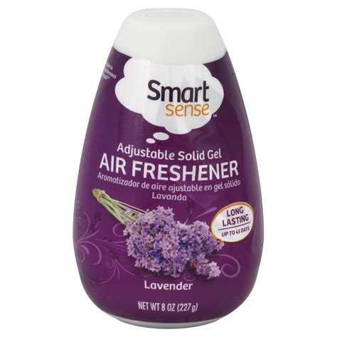 gel air freshener smart sense air freshener adjustable solid gel lavender