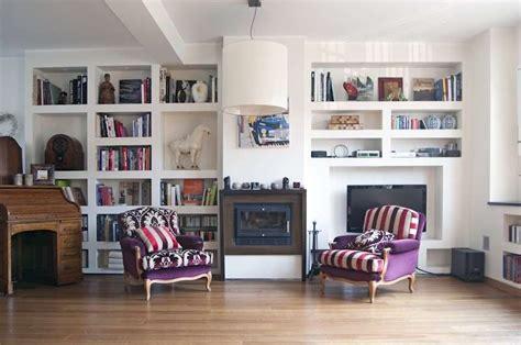 immagini librerie d arredamento librerie in cartongesso foto design mag