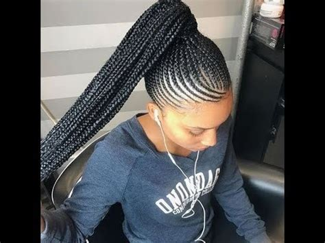 latest 2018 braided hairstyles: best trendy collection of