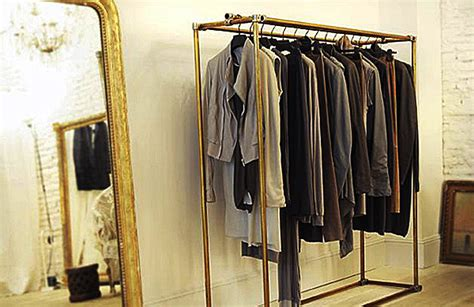 Dress Rack Simple And Practical Clothing Racks For Casual Decors