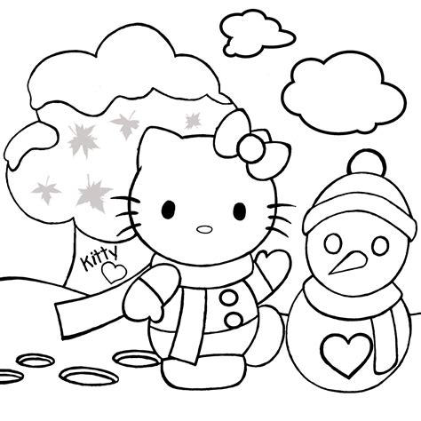 hello kitty new year coloring pages new year coloring pages hello kitty new year coloring