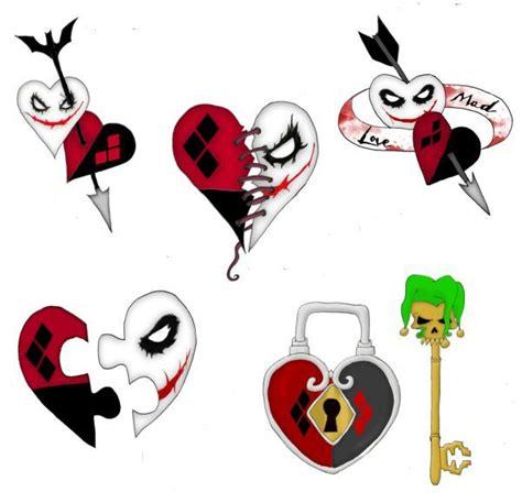 harley quinn from squad best tattoo design ideas best 25 joker tattoos ideas on