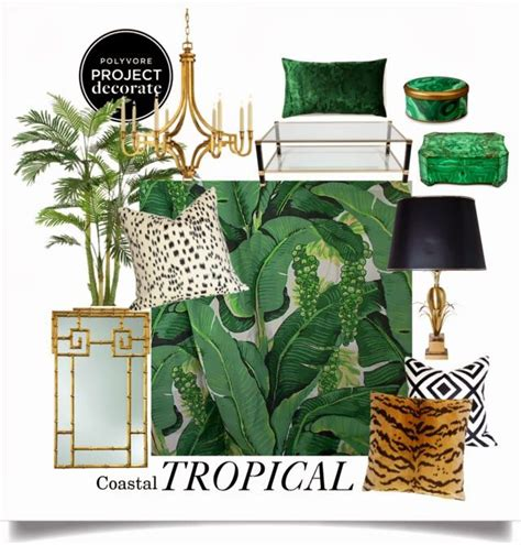 Decoration Interieur Tropical by Best 25 Tropical Decor Ideas On Mediterranean