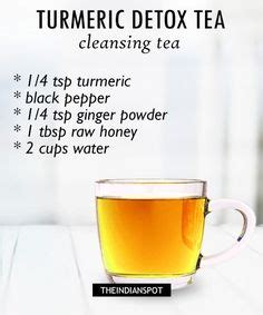 Detox That Works The Best by Tea For Tips Http Thelittlehealthcompany