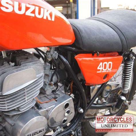Suzuki Ts 400 For Sale 1974 Suzuki Ts400 Apache Classic Suzuki For Sale