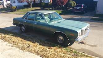 Chrysler Volare 1979 Plymouth Volare Overview Cargurus
