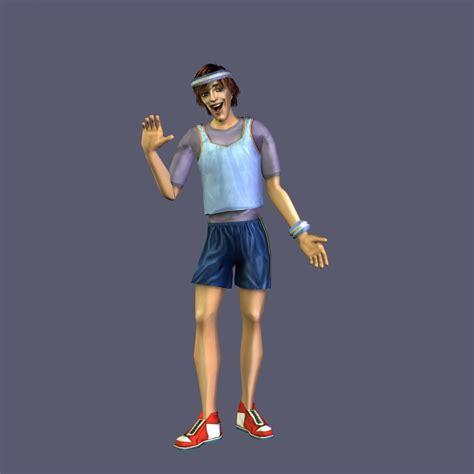 Sims 2 Genie L by Artworks Les Sims 2